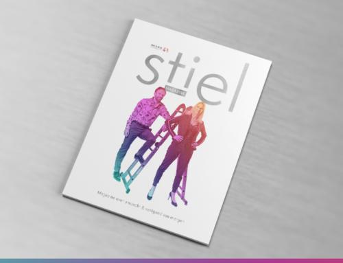 Stiel Magazine #1 een feit
